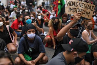 Movimentos pró-democracia apresentam crescimento de participantes | Mauro Pimentel | AFP