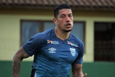 Recém-contratado pelo Avaí, volante Ralf teve contato com o Covid-19 | André Palma Ribeiro | Avaí FC
