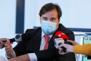 Maia diz que buscará acordo com Alcolumbre sobre PL das Fake News | Najara Araujo | Câmara dos Deputados