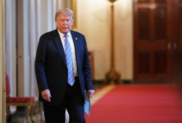 Grupo Rolling Stones ameaça processar Trump por uso de canções em campanha | Mandel Ngan | AFP