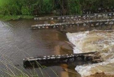 Barragem se rompe e água invade três cidades em Pernambuco | Divulgação | Prefeitura Sairé