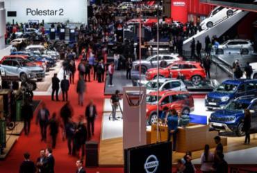 Salão do Automóvel de Genebra 2021 é cancelado por pandemia | Fabrice Coffrini | AFP