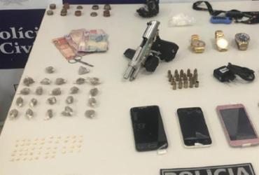 Ex-3 de Copas do Baralho do Crime da SSP é preso na Bahia