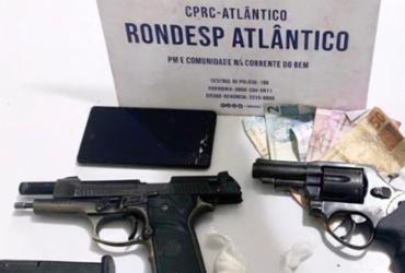 Dois homens morrem após confronto com a polícia em Itapuã |