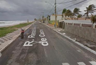 Trânsito é modificado em Stella Maris; confira | Google Street View