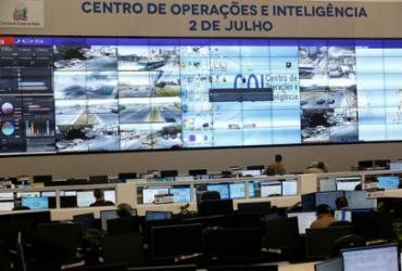 Suspeitos de roubarem computadores da SSP são presos em Lauro de Freitas