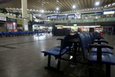 Mais 22 cidades baianas têm transporte intermunicipal suspenso | Felipe Iruatã | Ag. A TARDE