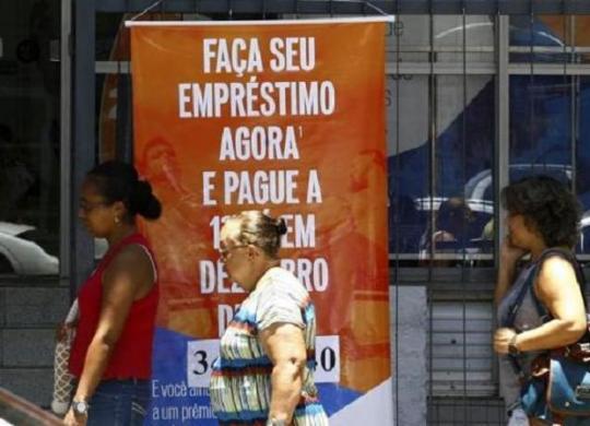 Entidades ignoram embate contra consignados e investem em empréstimos | Luciano da Matta | Ag. A TARDE | Arquivo