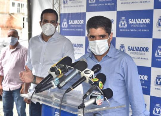 São Marcos terá medidas mais restritivas de isolamento a partir de sábado | Secom PMS