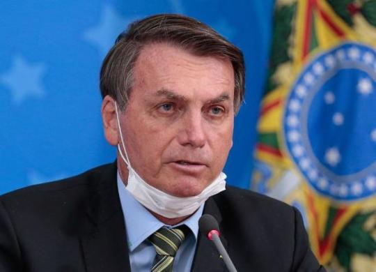 Bolsonaro teria ordenado atraso na divulgação dos boletins de saúde, diz jornal | PR|