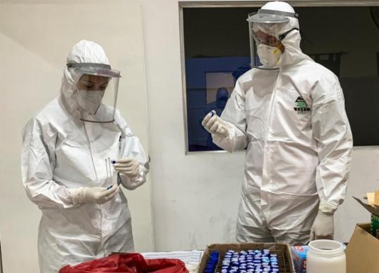Bahia registra 26.419 casos confirmados de coronavírus   Ronaldo Schemidt   AFP