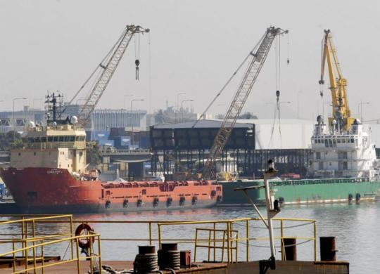 Balança comercial tem superávit de US$ 4,548 bilhões em maio   Tânia Rêgo   Agência Brasil