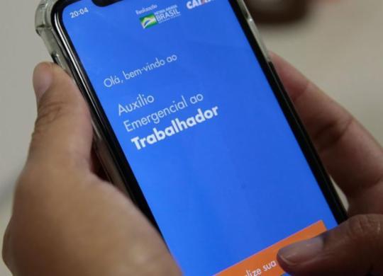 Caixa não tem como filtrar classe de quem pede auxílio, diz Guimarães | Marcello Casal Jr. | Agência Brasil
