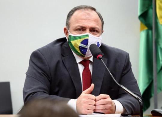 Para manter Pazuello no cargo, Bolsonaro exigiu retratação pública | Arquivo | Agencia Brasil