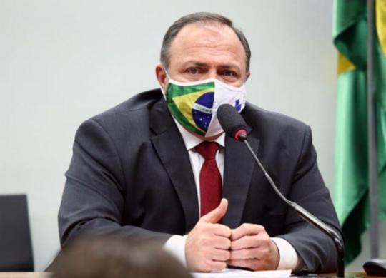 Comissão quer ouvir Pazuello sobre logística de medicamentos | Arquivo | Agencia Brasil
