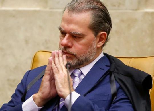 STF marca julgamento da ação que contesta inquérito de fake news | Sergio Lima | AFP