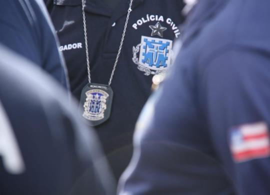 Homem considerado 'o mais procurado da Bahia' se entrega à polícia | Alberto Maraux | SSP