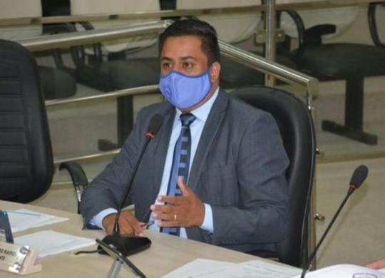 Vereador cobra da Prefeitura de Barreiras dados comprovando gastos no combate ao Coronavírus | Divulgação
