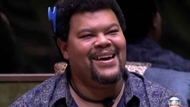 Ator tranquilizou seus fãs   Foto: Reprodução   TV Globo - Foto: Reprodução   TV Globo