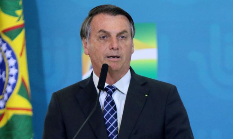 Bolsonaro disse que está em discussão a hipótese de pagamento de novas parcelas do auxílio emergencial - Foto: Divulgação | Agência Brasil