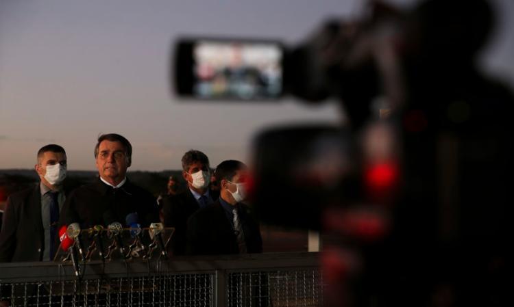 Presidente fez críticas ao trabalho da organização na pandemia | Foto: Marcello Casal Jr | Agência Brasil - Foto: Marcello Casal Jr | Agência Brasil