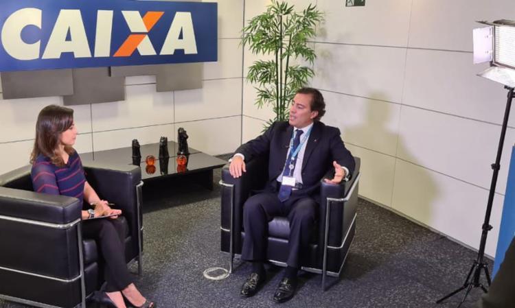 Pedro Guimarães falou ao programa Impressões, da TV Brasil | Foto: TV Brasil - Foto: TV Brasil