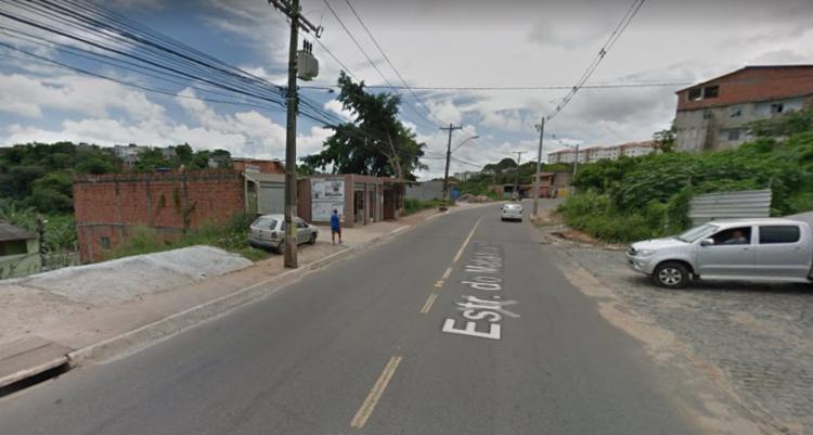 Acidente ocorreu nas proximidades do Posto de Gasolina BR   Foto: Reprodução   Google Maps - Foto: Reprodução   Google Maps