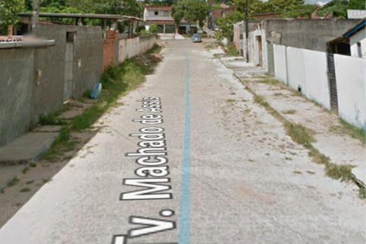 A Polícia Civil investiga o crime registrado na RMS| Foto: Reprodução | Google Street View - Foto: Reprodução | Google Street View