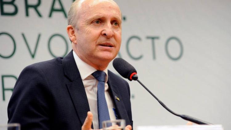 Glademir Aroldi, presidente da Confederação Nacional de Municípios   Foto: Luís Macedo   Câmara dos Deputados - Foto: Luís Macedo   Câmara dos Deputados