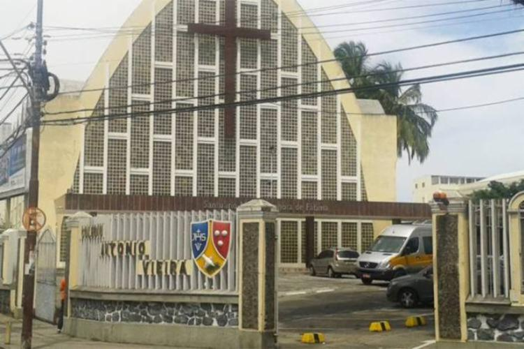 Colégio compartilhou a vitória nas redes sociais | Foto: Reprodução | Google Maps - Foto: Reprodução | Google Maps