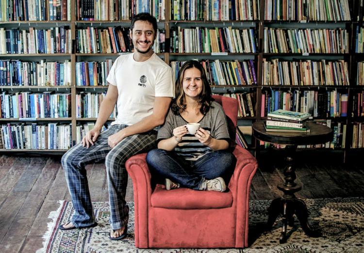 O Porto dos Livros segue com o sarau das artes | Foto: Divulgação | Porto dos Livros - Foto: Divulgação | Porto dos Livros