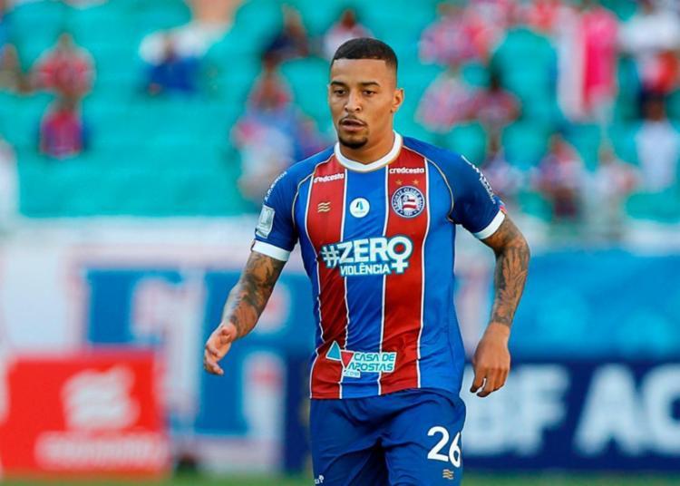 Ao longo de 2020, Gregore chegou a ter seu nome ventilado em vários clubes brasileiros e do exterior | Foto: Felipe Oliveira | EC Bahia - Foto: Felipe Oliveira | EC Bahia
