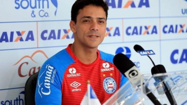 Médico do clube, Daniel Araújo será um dos convidados do bate-papo   Foto: Felipe Oliveira   E.C.Bahia - Foto: Felipe Oliveira   E.C.Bahia
