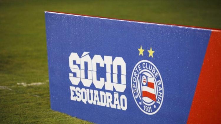 Diretoria divulgou promoção aos sócios que permanecerem com o clube | Foto: Felipe Oliveira | E.C.Bahia - Foto: Felipe Oliveira | E.C.Bahia