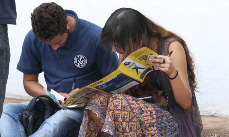 Estudantes têm três opções de data para escolher   Foto: Valter Campanato   Agência Brasil - Foto: Valter Campanato   Agência Brasil