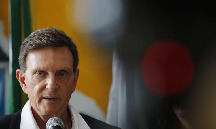 Prefeito foi preso na manhã desta terça - Foto: Tania Rêgo | Agência Brasil
