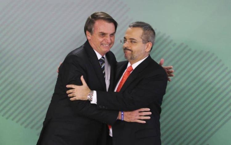 O anúncio da demissão do ex-ministro aconteceu na quinta-feira, em vídeo publicado ao lado do presidente Jair Bolsonaro   Foto: Agência Brasil - Foto: Agência Brasil