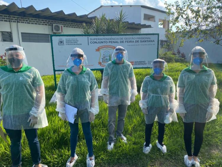 A DP-BA pontuou 18 recomendações, entre as quais a criação de celas específicas para o isolamento de internas com doenças infectocontagiosas no pavilhão feminino. - Foto: Divulgação