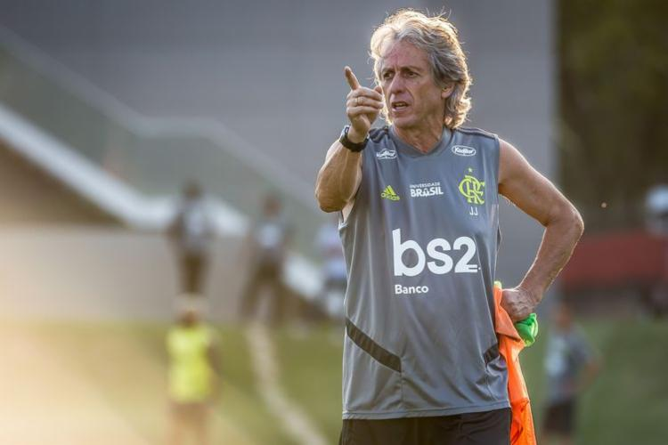 Técnico inclui cláusula para ser liberado se houver proposta da Europa | Foto: Alexandre Vidal | Flamengo - Foto: Alexandre Vidal | Flamengo