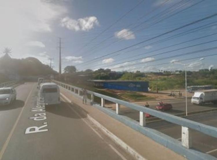 Crime será investigado pela Polícia Civil | Foto: Google Street View - Foto: Google Street View