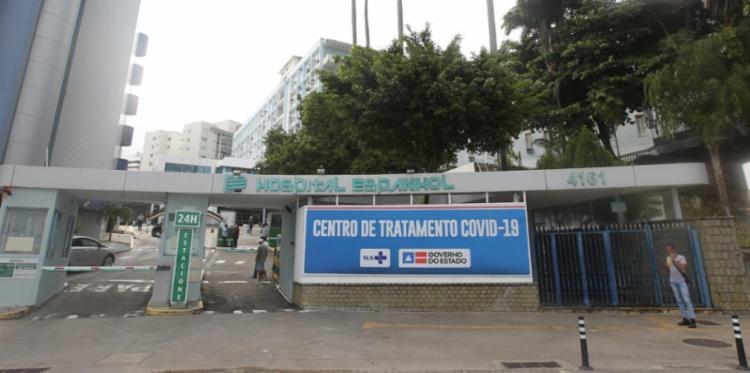 Hospital Espanhol é referência no atendimento aos pacientes com Covid-19 - Foto: Divulgação