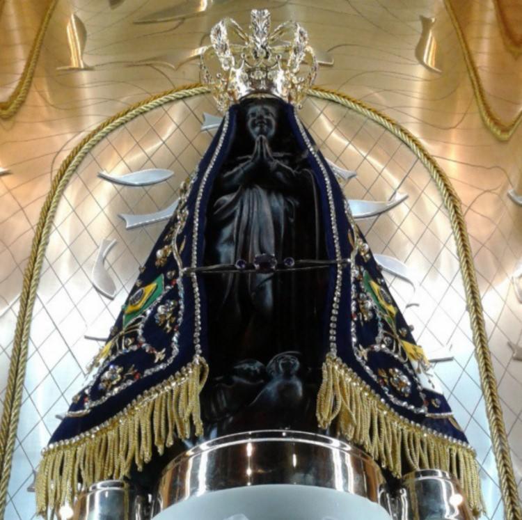 Atividade faz parte das súplicas dos fiéis católicos pelo fim da pandemia   Foto: Reprodução   Arquidiocese de Campinas - Foto: Reprodução   Arquidiocese de Campinas