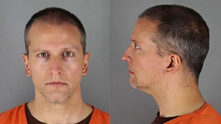 Ex-agente, de 44 anos foi detido em uma prisão de alta segurança em Minnesota | Foto: Hennepin County Jail | AFP - Foto: Hennepin County Jail | AFP