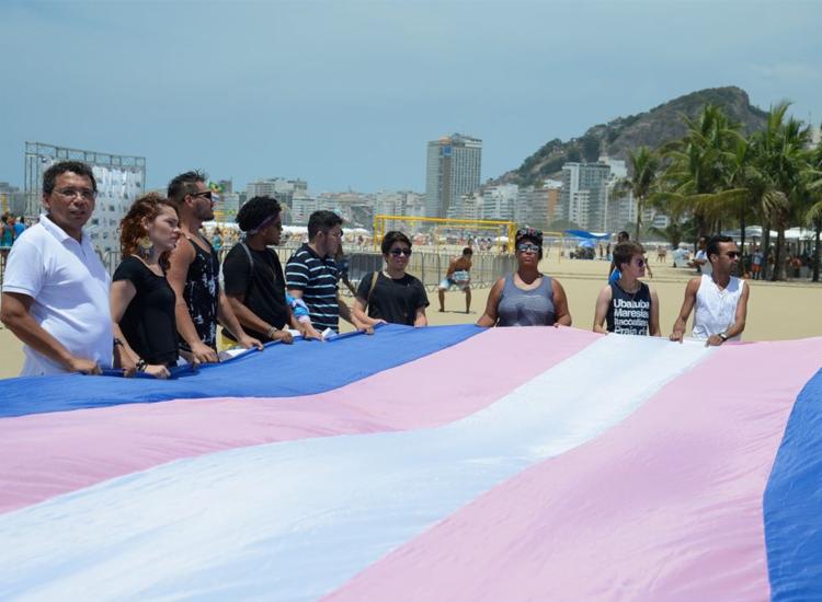 No primeiro semestre de 2020, 89 pessoas trans foram assassinadas - Foto: Tomaz Silva | Agência Brasil