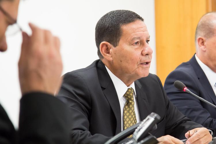 Em declarações, o vice-presidente disse que o Brasil deve