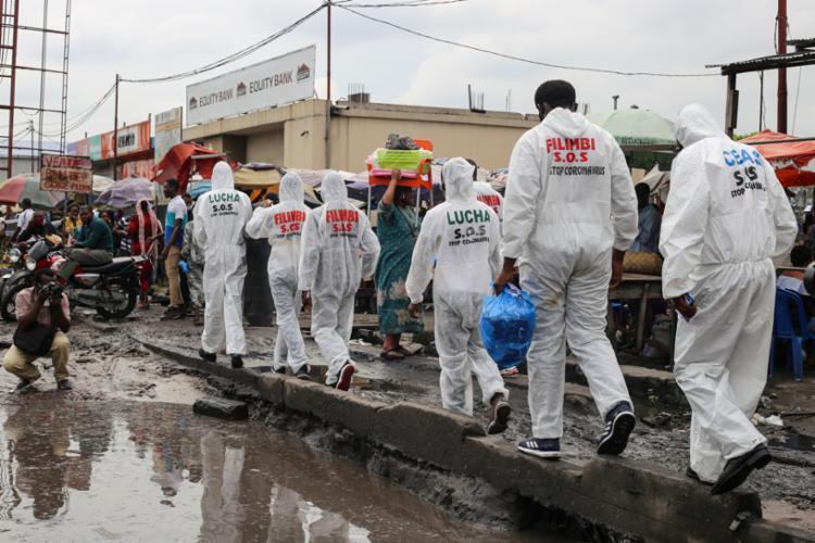 O governo congolês solicitou o apoio da Organização Mundial da Saúde | Foto: Samir Tounsi | AFP - Foto: Samir Tounsi | AFP