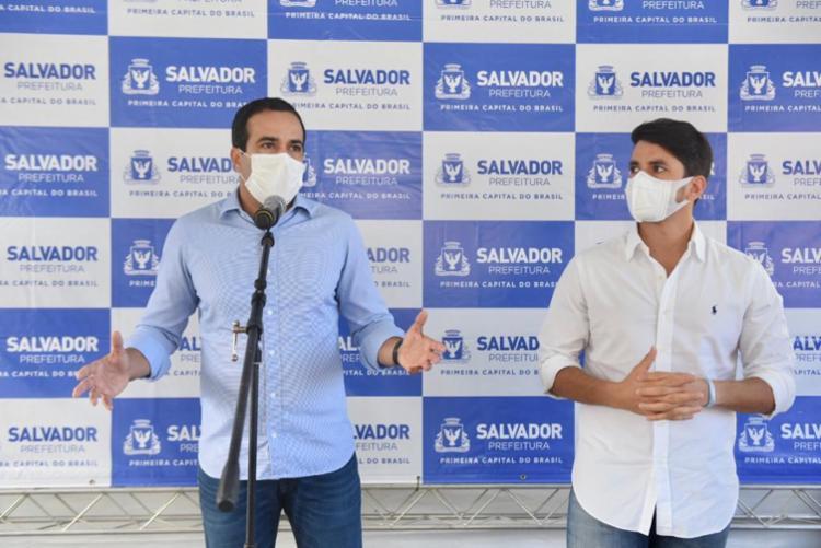Foram investidos R$ 681,4 mil na obra em Alto de Coutos | Foto: Divulgação - Foto: Divulgação