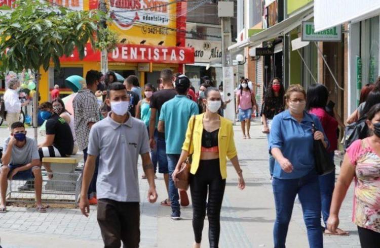 Dos 16 países participantes do estudo, Brasil é o que mais teme a reabertura dos negócios   Foto: Divulgação - Foto: Divulgação