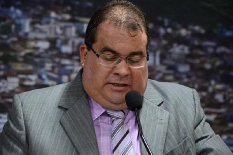 Prefeito Sérgio Gameleira foi afastado pelo prazo de 90 dias, após decisão da Câmara Municipal   Foto: Reprodução - Foto: Reprodução