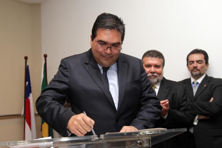 Paulo Moreno (foto) foi citado em depoimento de empresário acusado de venda fraudulenta de respiradores   Foto: Camila Souza   GOV-BA - Foto: Camila Souza   GOVBA